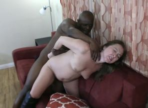 Big black cock for Jessie