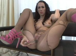 Pantyhosed4U Tammy Lee 2 Crevasses 2..