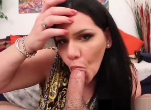 Cuban Plumper Angelina Castro Blows A..