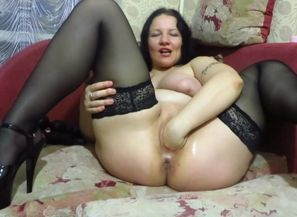 Russian milf, fisting, immense hook-up..