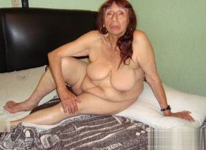 LatinaGrannY Naked Images Bevy..