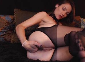 AdalynnX - Fisted Undies With Frigs..