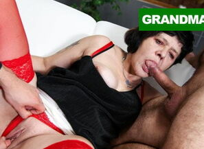 2 Brothers Pulverize a Kinky Grandmother