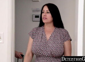 DetentionGirls - Caught Nailing Her..