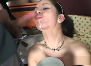 jizm tonguing soiree young woman