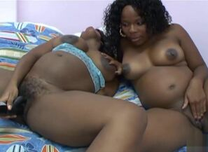 Prego black lesbos  one another