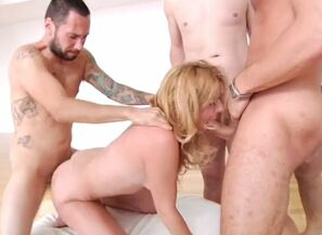 Lexi belle huge facials