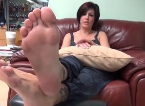 Lovable doll has marvelous feet and toes