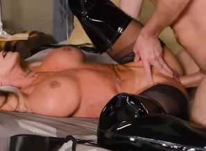 Domineering Mature In Spandex Enjoys..